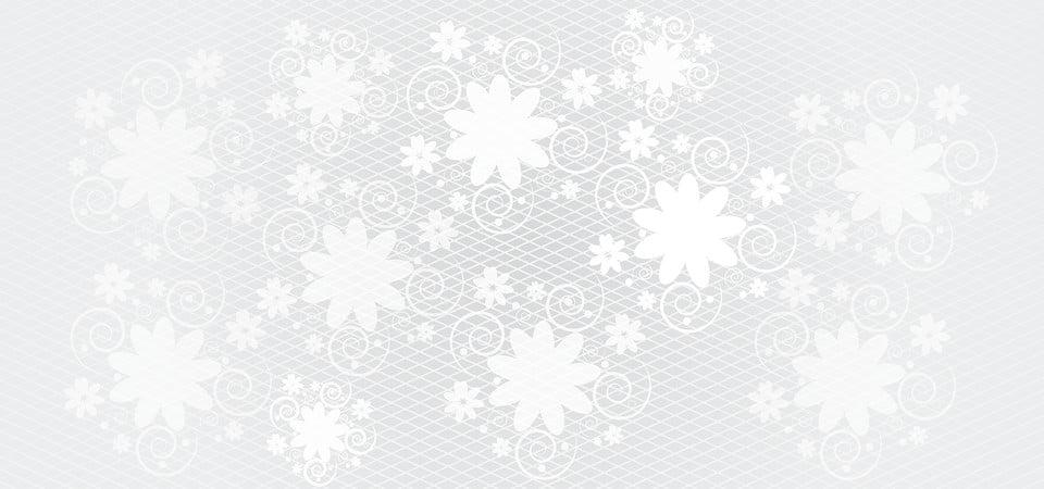 Design De Fond Blanc Dentelle Florale Grise Floral Dentelle Florale Contexte Image De Fond Pour Le Telechargement Gratuit