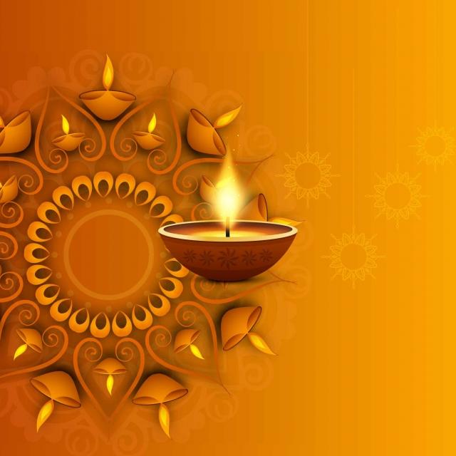 Abstrait Joyeux Diwali Belle Avec Design Fond Lampe A Huile Deepavali Fete Religion Image De Fond Pour Le Telechargement Gratuit