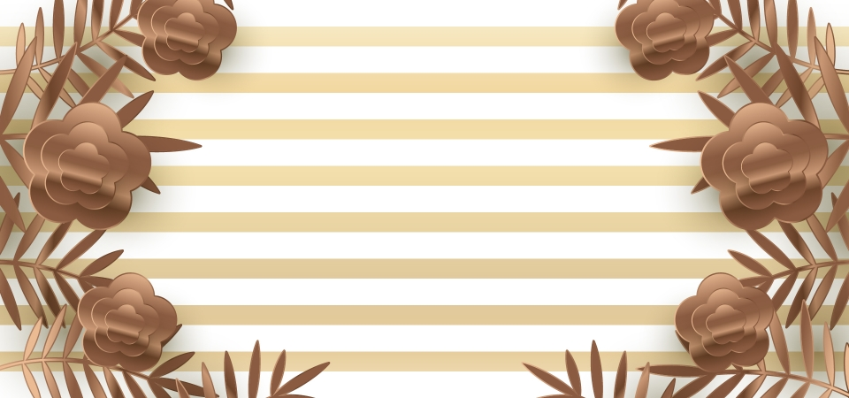 Brown 3d Wallpaper Vector Paper Cut Background Image For Free Download