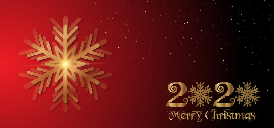 New 2020 Christmas Backdrops Merry Christmas Background With 2020, Abstract, Backdrop