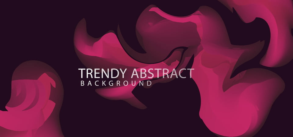 Trendy Wallpaper Background Design With Dark Theme Template