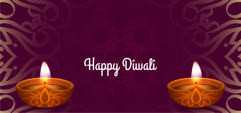 Happy Diwali Decorative Festive Card Diwali Background Abstract Background Image For Free Download