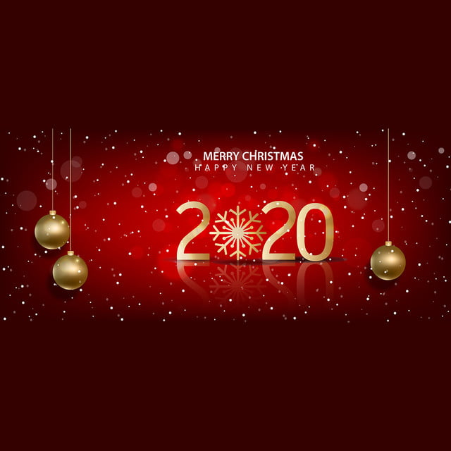 Merry Christmas Images 2020.Happy 2020 Merry Christmas 2020 2020 New Year Background