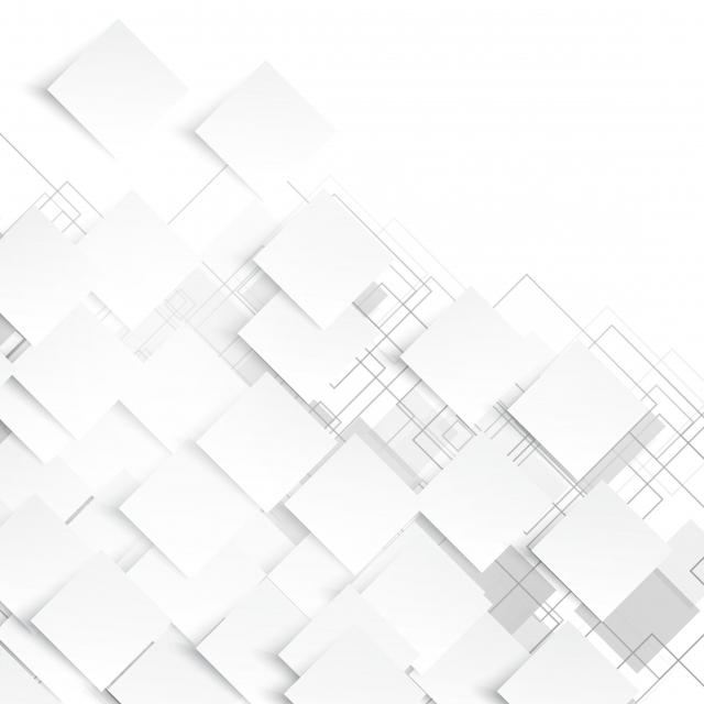 Latar Belakang Abstrak Putih Dengan Kontur Persegi, Latar Belakang, Vektor,  Putih Gambar Latar Belakang Untuk Unduhan Gratis