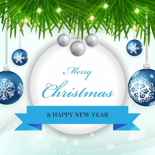 Selamat Natal Dan Selamat Tahun Baru Template Vektor Latar Belakang Sederhana Latar Belakang Hari Natal Liburan Gambar Latar Belakang Untuk Unduhan Gratis