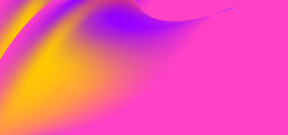 Pink Color 3d Abstract Background Pink Background Vector
