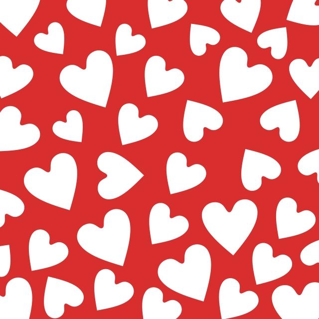 Saint Valentin Coeur Sans Soudure De Fond Illustration Imprimer