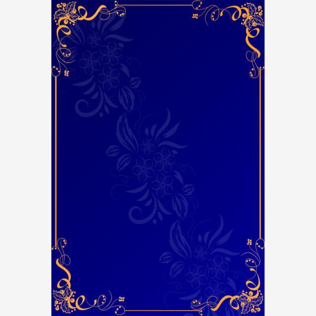 wedding card background design blue color background