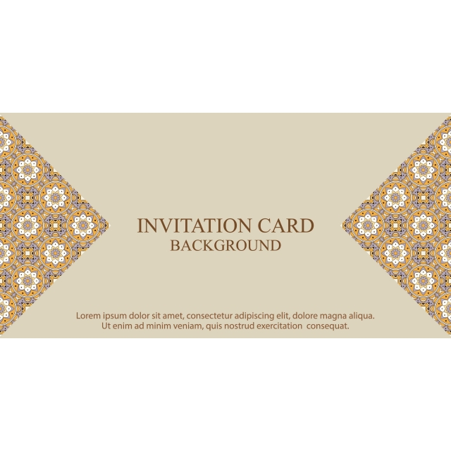 vector wedding invitation card background indian vintage flower background image for free download https pngtree com freebackground vector wedding invitation card background 1171296 html