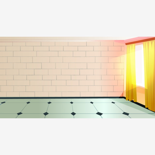Empty Room With Tiled Floor And Window Empty Room Tiled Background Image For Free Download