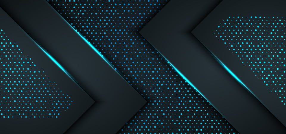 Abstract Black Frame Background With Glowing Blue Light Light Abstract Glow Background Image For Free Download