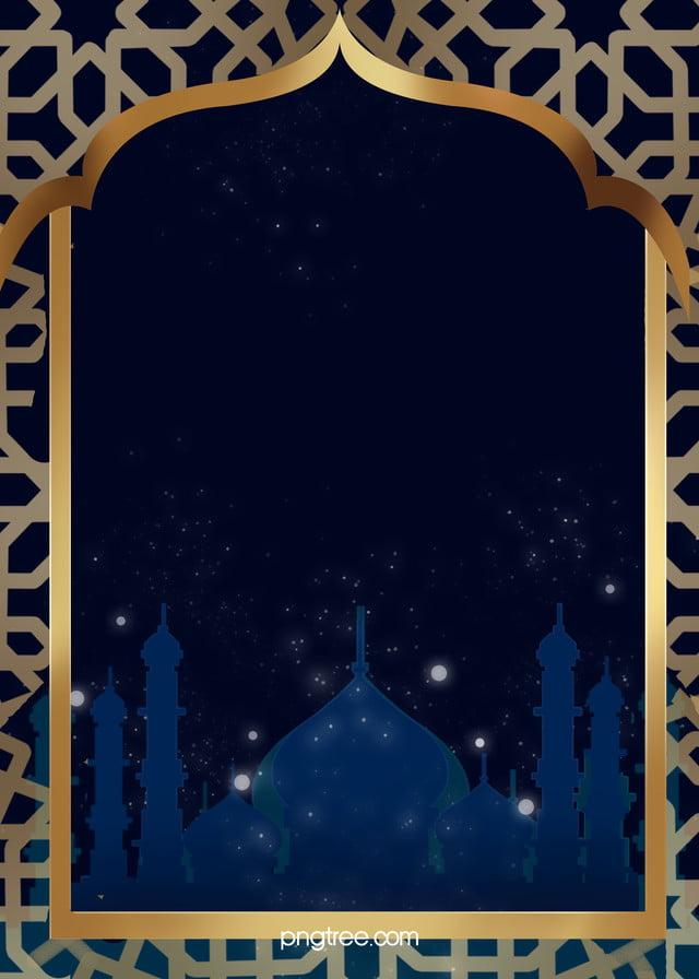 Golden Texture Islamic Ramadan Background, Golden, Texture, Ramadan  Background Image For Free Download