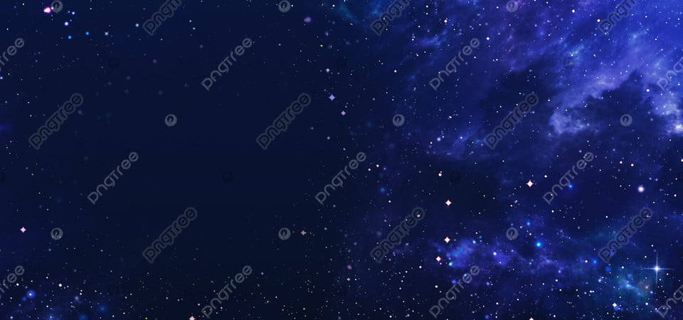 pngtree beautiful abstract dark blue starry galaxy background image 337887