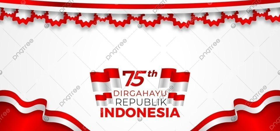 pngtree background dirgahayu indonesia merdeka 75 tahun image 353162