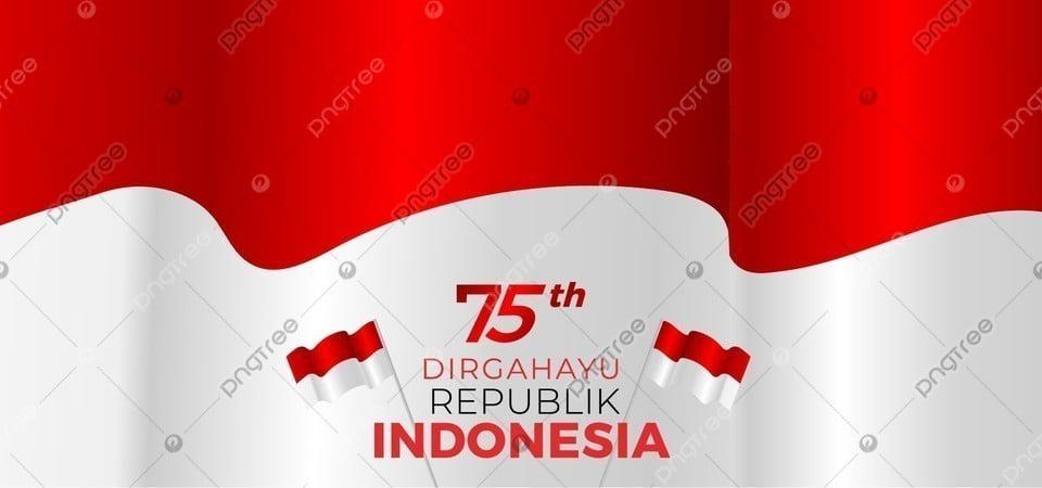 pngtree indonesia merdeka dirgahayu background merah putih image 353158