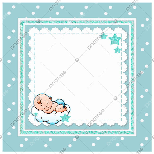 Cute Wallpaper Baby Boy Infant Card Baby Shower Background Bright Background Image For Free Download