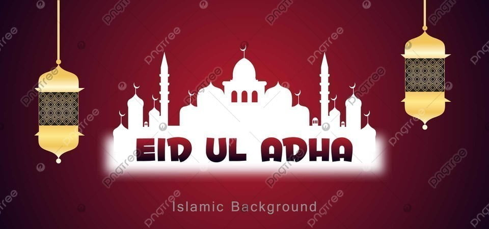 creative eid al adha vector background calligraphy sacrifice vector background image for free download pngtree