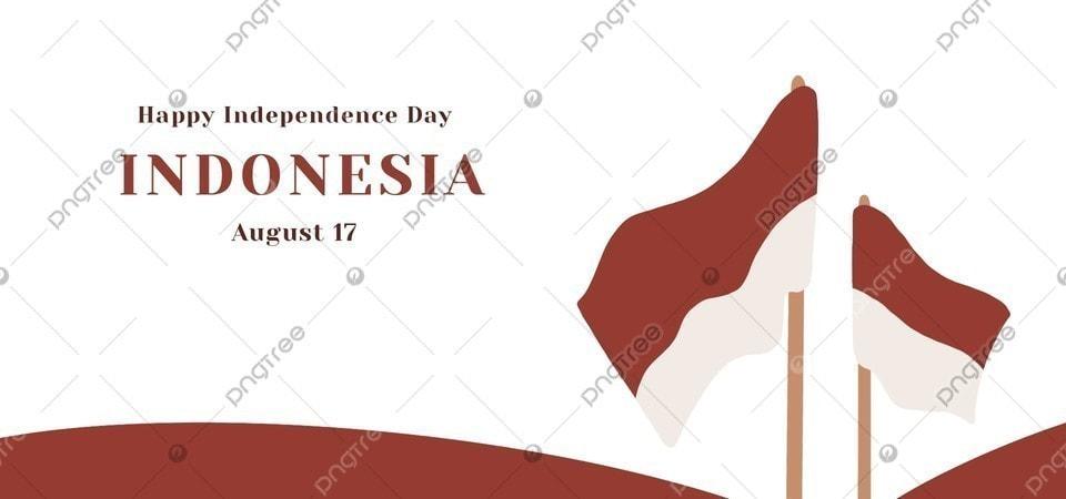 Ilustrasi Latar Belakang Hari Kemerdekaan Indonesia Sederhana Yang Digambar Tangan Kemerdekaan Indonesia Latar Belakang Sederhana Latar Belakang Gambar Latar Belakang Untuk Unduhan Gratis