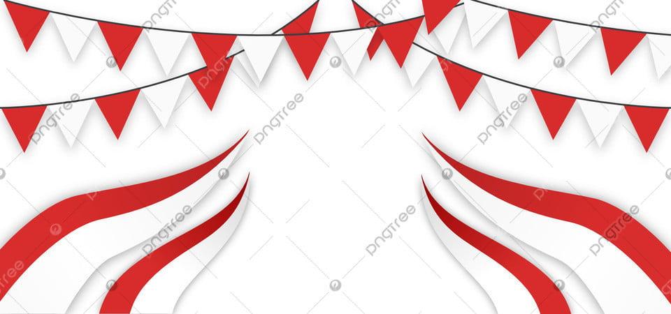 Gambar Sepanduk Atau Poster Untuk Meraikan Hari Kemerdekaan Indonesia Ke 75 Dengan Hiasan Atau Hiasan Bendera Kebangsaan Indonesia Boleh Digunakan Untuk Animasi Atau Laman Web Grafik Gerakan Media Sosial Blog Kemerdekaan Poster