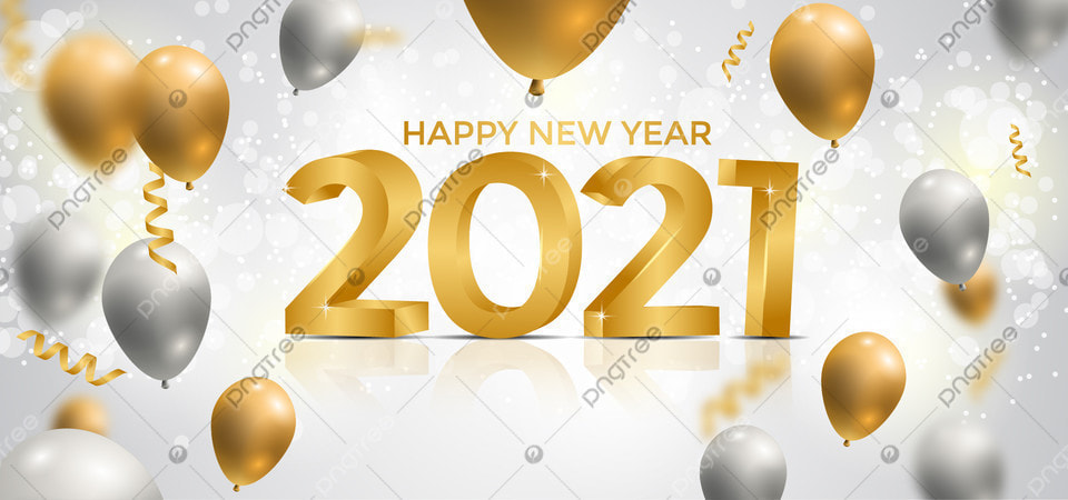 3d Happy New Year 2021 Background Happy New Year 2021 Happy Background Image For Free Download