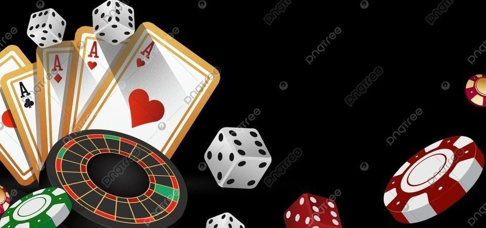 Creative Chip Poker Casino Betting Border Background, Creativity, Frame,  Casino Background Image for Free Download