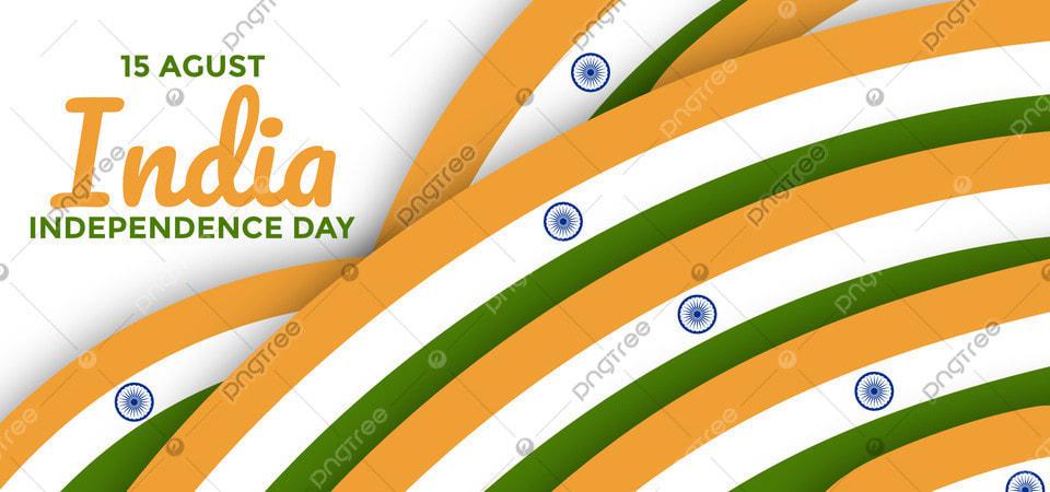 Gambar Latar Belakang Bendera Kebangsaan India Bergelombang Abstrak Boleh Digunakan Untuk Sepanduk Untuk Meraikan Hari Kad Kemerdekaan India Laman Web Kad Ucapan Animasi Grafik Bergerak Kemerdekaan Bendera India Latar Belakang Untuk Muat
