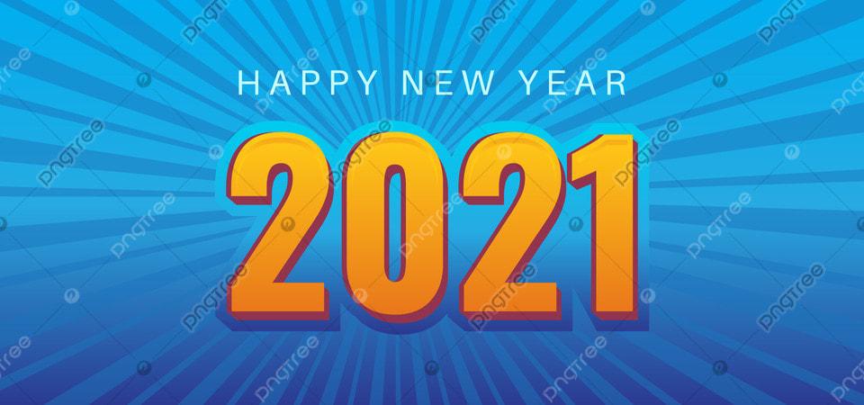 Latar Belakang Abstrak Selamat Tahun Baru 2021 Dengan Tema Cerah 2021 Kartu Latar Belakang Gambar Latar Belakang Untuk Unduhan Gratis