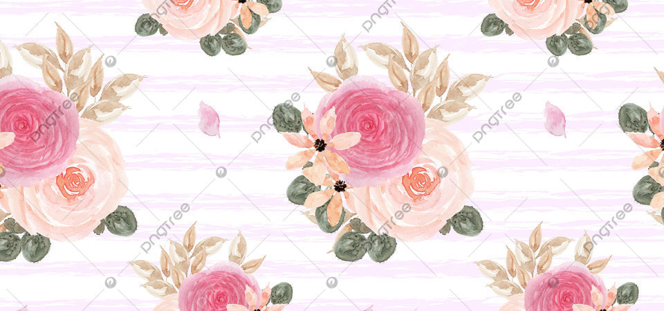 gorgeous pink and peach roses floral background flower floral pattern background image for free download pngtree