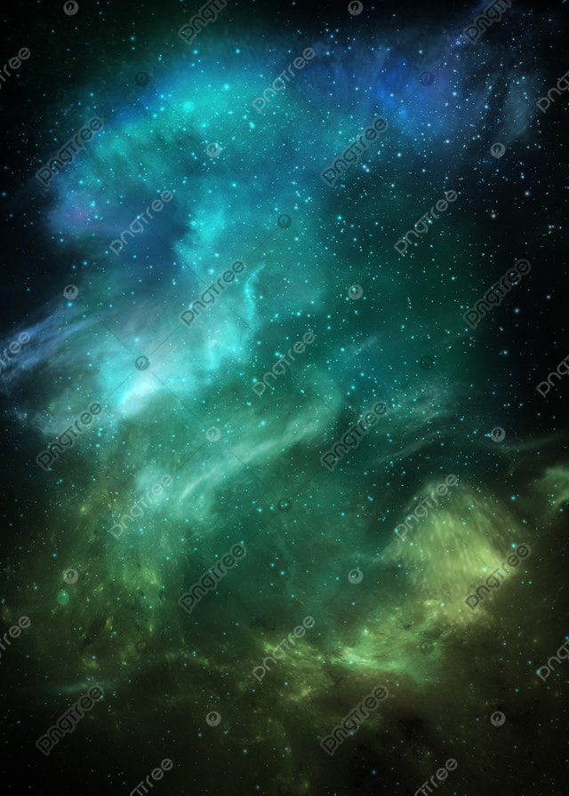 Green Galaxy Space Background Green Universe Galaxy Background Image For Free Download