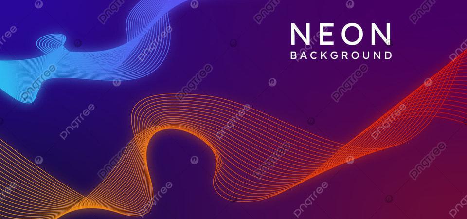 Garis Abstrak Latar Belakang Estetika Pada Neon Latar Belakang Abstrak Rancangan Gambar Latar Belakang Untuk Unduhan Gratis
