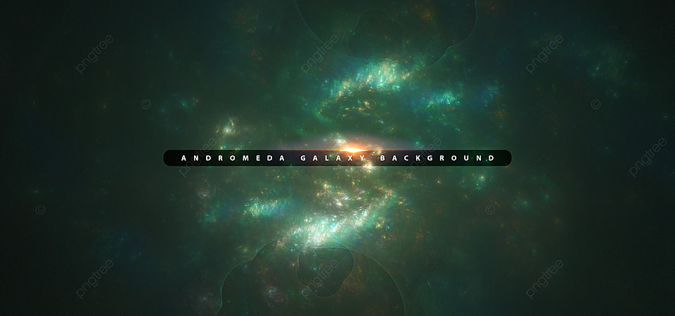 Andromeda Galaxy Background Magical Sparks Shimmer Background Image For Free Download