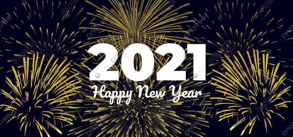 Kartu Ucapan Selamat Tahun Baru 2021 | Cahunit.com
