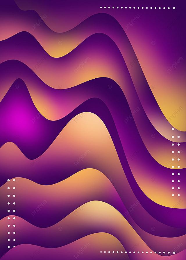 Background Indah Bertumpuk Gradasi Warna Bergelombang, Modern, Grafis,  Latar Belakang Gambar Latar Belakang Untuk Unduhan Gratis