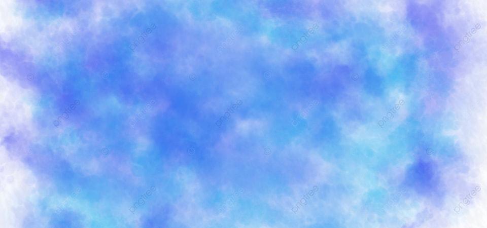 Tiga Warna Latar Belakang Cat Air Biru Dengan Ilustrasi Tekstur Kertas, Cat  Air, Biru, Suasana Hati Yang Sejuk Gambar Latar Belakang Untuk Unduhan  Gratis