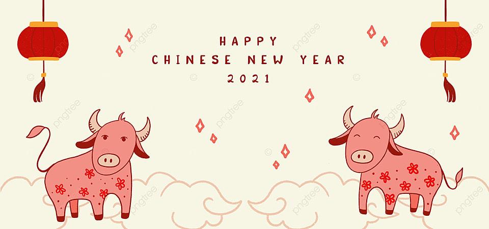 Ucapan Tahun Baru Imlek 2021 Spanduk