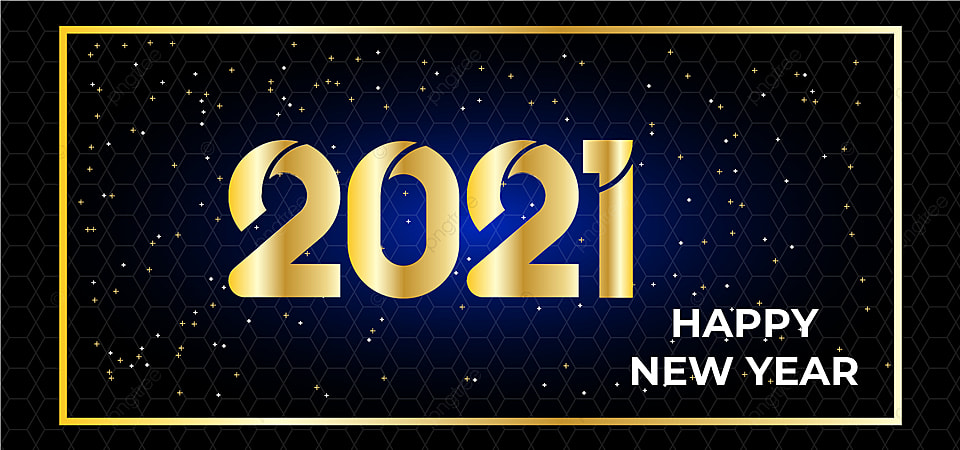 Happy New Year 2021 Background Design Background Banner Watercolor Background Image For Free Download