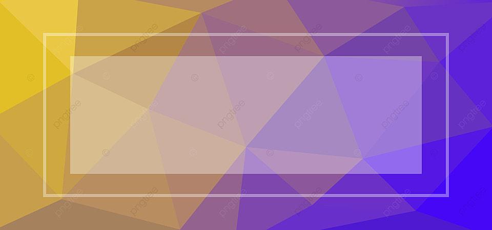 Background Geometris Poli Rendah Dengan Gradasi Warna Biru Dan Kuning,  Geometris, Poligon, Biru Gambar Latar Belakang Untuk Unduhan Gratis