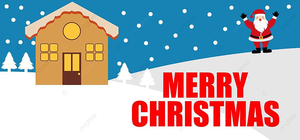 Foto Con La Neve Di Natale.Felice Sposare Il Natale Con La Neve Sullo Sfondo Neve Bianca Babbo Natale Immagine Di Sfondo Per Il Download Gratuito