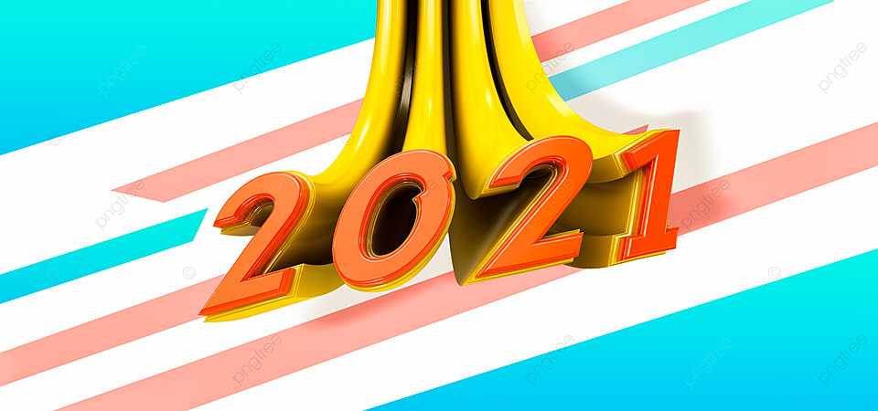 Download New Year 2021 Background