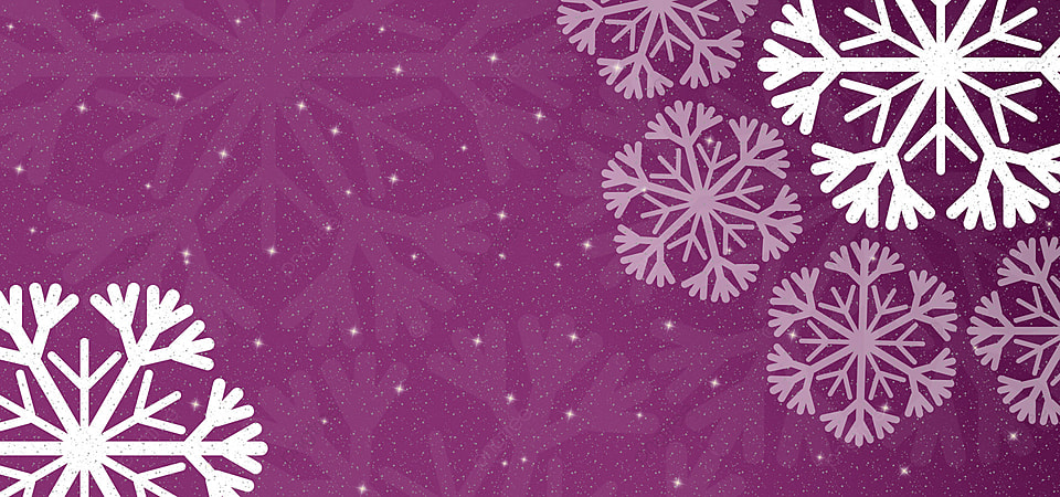 Snow Glitter Christmas Background Purple Glitter Shade Background Image For Free Download