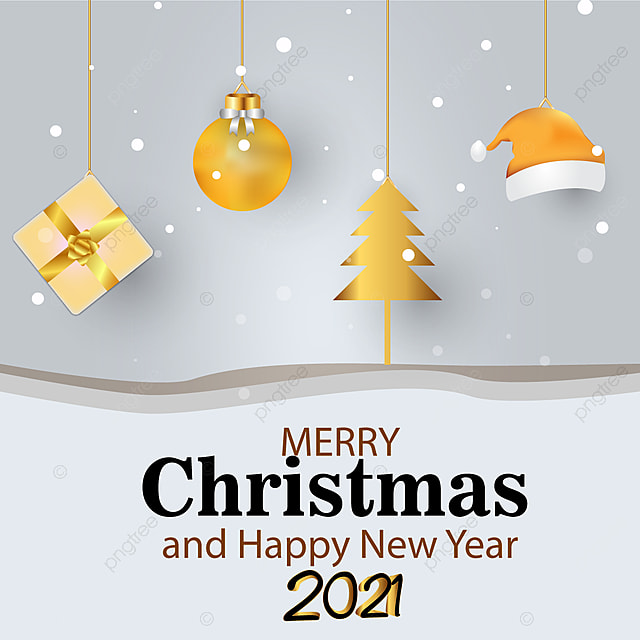 Day Of Christmas 2021 Material Merry Christmas Day 2021 Big Tree Christmas S Day Field Snow 2021 Merry Christmas Happy Holiday Background Image For Free Download