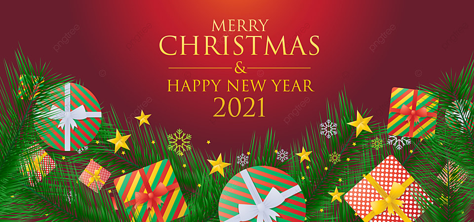 Background Merry Christmas And Happy New Year 10, 10