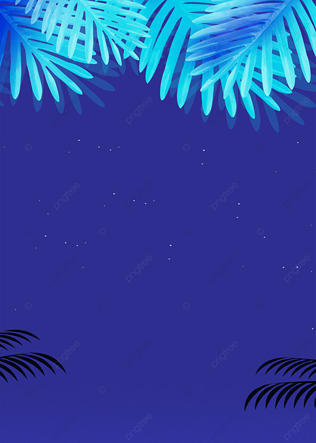 Blue Tropical Leaves Background Tropical Plant Palm Leaves Background Image For Free Download Here are only the best tropical pictures wallpapers. https pngtree com freebackground blue tropical leaves background 1281753 html