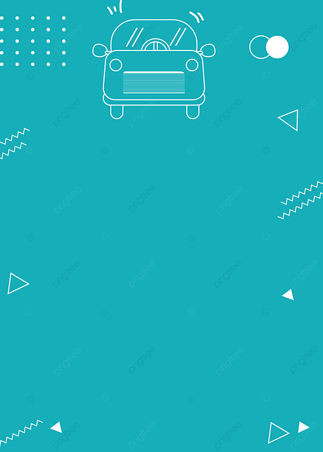 Jalur Hijau Sederhana Latar Belakang Mobil Kreatif, Hijau, Baris, Sederhana  Gambar Latar Belakang Untuk Unduhan Gratis