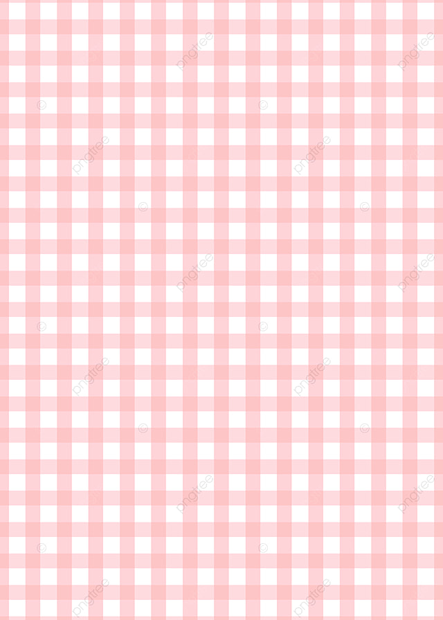 Pink Lattice Plaid