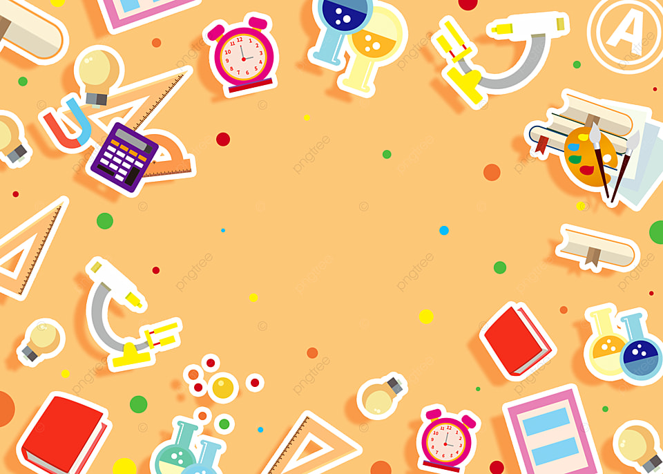 Latar Belakang Mainan Hari Anak Anak Yang Lucu, Book, Sekolah, Alat Tulis  Gambar Latar Belakang Untuk Unduhan Gratis
