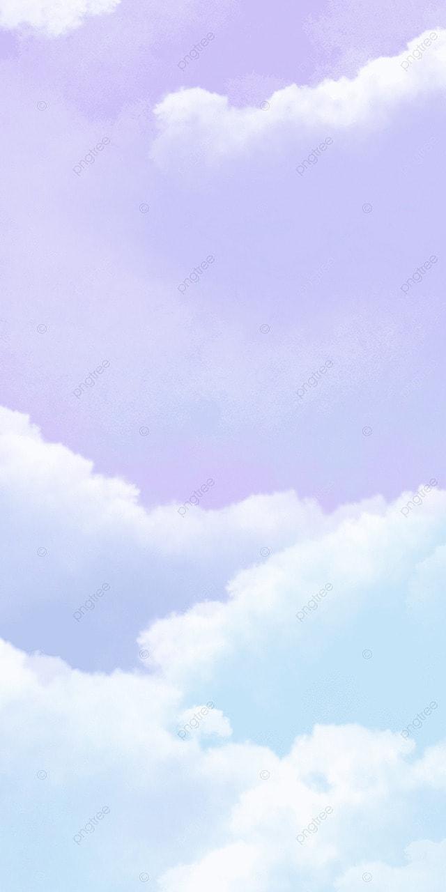 Langit Ungu Awan Biru Ponsel Wallpaper Kreativitas Pola Awan Awan Wallpaper Gambar Latar Belakang Untuk Unduhan Gratis