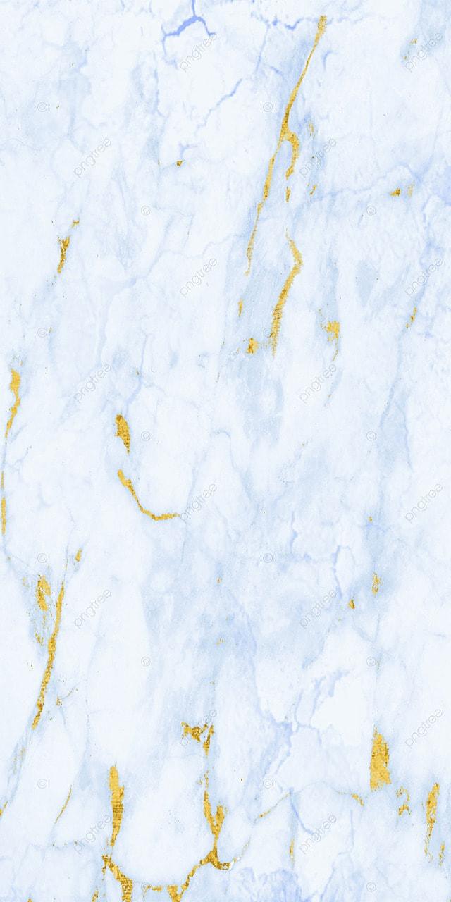 White Shading Gold Line Marble ...