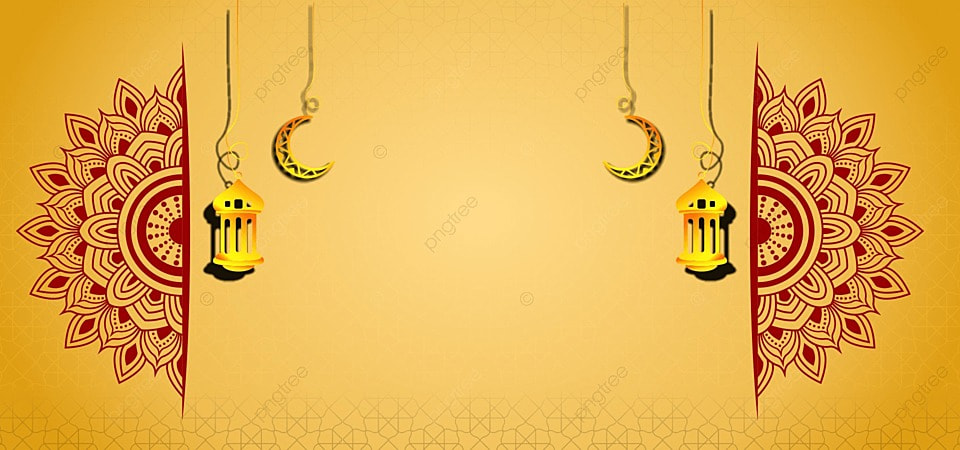 Islamic Background Mandala Soft, Ramadan, Eid, Al Adha Background Image For  Free Download